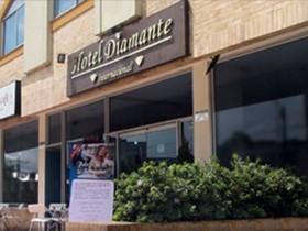Hotel Diamante Internacional - Fachada - Pagina Web Oficial